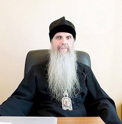 Преосвященный епископ Мефодий